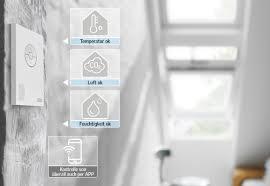 Velux Active Macht Dachfenster Zu Raumlufttechnischen Komponenten Im