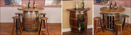 wood barrel furniture. Our Exclusive Line Of Wine Furniture Includes Barrel Tables, Racks, Cellar Furniture, Bars, And A Products In Wood I