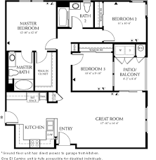 ... Incredible Ideas Building Plans Three Bedroom Flat 14 On Modern Decor  ...