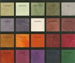 Faux Color Chart Valspar Venetian Plaster In 2019 Tuscan Paint Colors