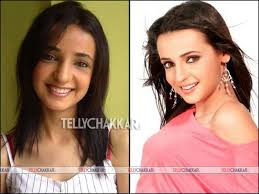 2 indian drama actress without makeup 1 stani