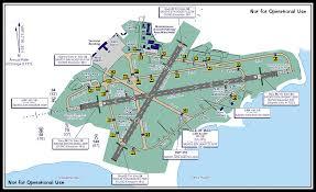 Ronaldsway Airport Diagram December 2011