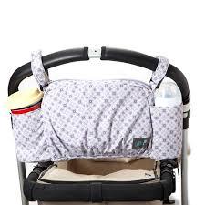 Designer Baby Stroller Gitta On The Go Deluxe Stroller Diaper Bag Designer Baby Organizer Travel Storage Holder Bag Insulated