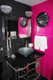 hot pink bathrooms bathroom colors