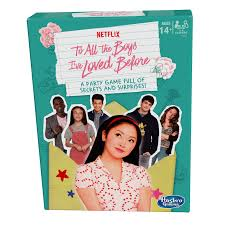I do not own these characters or to all the boys i've loved before. Hasbro S New To All The Boys I Ve Loved Before Party Game Popsugar Entertainment