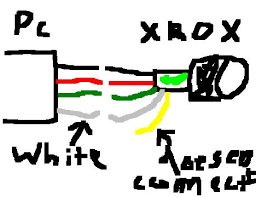 xbox controler via usb 5 steps picture of wireing it up picture of wireing it up