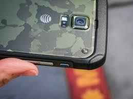Samsung Galaxy S5 Active not so tough ...