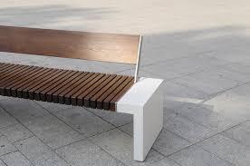 Bench Furniture Design Woody Landscape Architecture Platform Landezine