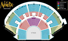 Beautiful Le Reve Seating Chart Michaelkorsph Me