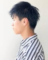 メンズのかっこいいアッシュブラックヘアカラー14選明るめ暗め Cuty