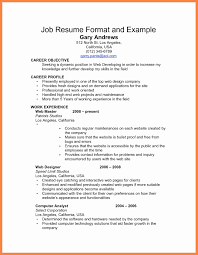 Resume Format Sample 2016 Best Of 50 Best Resume Samples 2016 2017