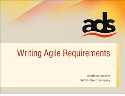 Business Requirement Example Agile Requirements Gathering Template Resume Requirements Templates