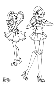 Hearts Coloring Pages Girls