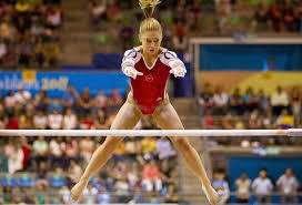 floor gymnastics shawn johnson. Shawn Johnson\u0027s Wardrobe Malfunction Happened Whenever She Did Her Gymnastic Exercises. This Time The Leg Openings Of Uniform Rode Up High Showing Floor Gymnastics Johnson