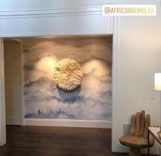 juju hat wall decor ivory cream
