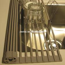 Over The Sink Drying Rack Domestic Corner Dish Rack Over The Sink Roll Up Drying Rack Buy