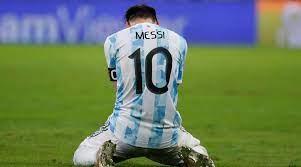 Messi will never be like Maradona even ...