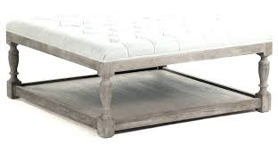 oversized ottoman coffee tables oversized large round storage ottoman coffee table