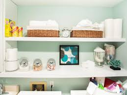 clever storage ideas for your tiny laundry room  hgtv's