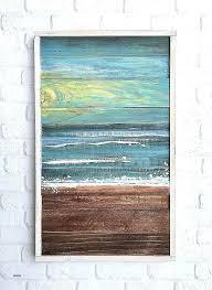 ocean themed wall art ocean themed wall art inspirational ocean art sunset art wood mosaic abstract ocean themed wall art  on beach themed canvas wall art australia with ocean themed wall art beach themed canvas wall art australia