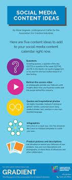 Easy Content Ideas For Your Social Media Calendar Afci Blog