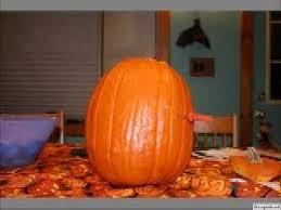 <b>Ghost</b> Carves <b>Halloween Pumpkin</b> - YouTube