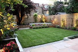 Small Picture Garden 5 Simple Tips of Modern Garden Design for Elegant