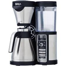 Coffee Maker Carafe And Single Cup Ninja Coffee Bar With Auto Iq And Thermal Carafe 4 Brew Types