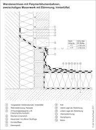 Detailausbildungen Die Bitumenbahn