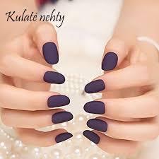 Nails Gelové Nehty Matné