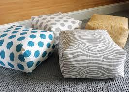 Fine Box Floor Pillows Boxy Cushions O For Creativity Ideas