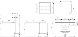 desk dimensions standard office height reception standards