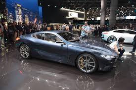 IAA Frankfurt 2017: BMW 8 Series Concept - GTspirit