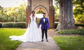 southern traditional chapel wedding