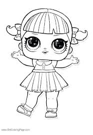 Lol Surprise Doll Coloring Pages Lol Surprise Doll Coloring Pages