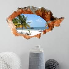 wonderful design ideas 3d wall art online 3d beach decals 38 inch removable sea stickers home on 3d wall art nightlight with peachy ideas 3d wall art decoration 27 amazing diy 3d decor uk