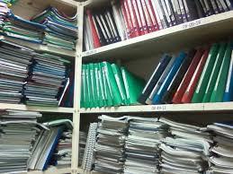 ЮИ КемГУ Архив  стеллажи с дипломами курсовыми работами