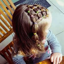 Simple Hairstyle For Long Hair 40 cool hairstyles for little girls on any occasion 2980 by stevesalt.us