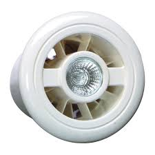 vent axia luminair kit h inline fan and light shower ventilation kit with humidistat 453416
