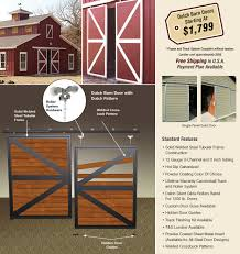 dutch doors and horse barn doors triton barn systems our cupolas and dutch doors e in several styles