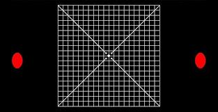Eye Chart Test For Macular Degeneration Amsler Grid Eye Test For Maculardegeneration Eye Health