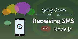 How to Receive SMS Messages w/ JavaScript - Node.js and Express | Nexmo  Tutorial