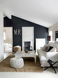 blackwall4 black walls ideas for your modern interiors 47 pictures
