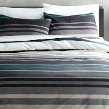 striped bedding blue king duvet cover navy and white striped bedding target