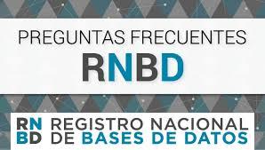 Resultado de imagen para Registro Nacional de Bases de Datos de la SIC