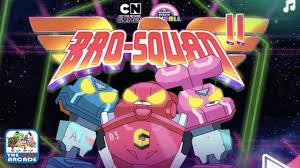 the amazing world of gumball bro squad 2 bro squad mecha emble cartoon network games