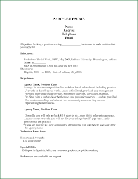 Resume Examples For Jobs 100 First Time Job Resume Examples applicationsformat 74