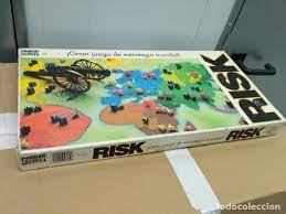 Mi primer juego de riesgo: Antiguo Juego De Mesa Risk Completo Anos 80 Vin Vendido En Venta Directa 73940363