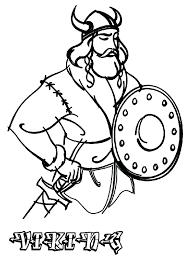 Viking Coloring Page Viking Coloring Pages Free Printable Viking