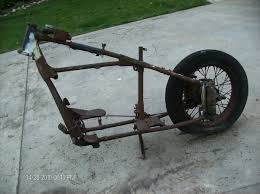 indian motorcycle frame collectors weekly